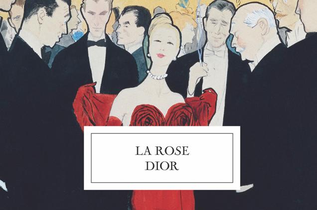 Un premier livre Dior Joaillerie