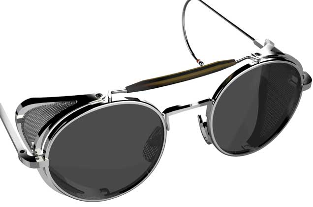 Dita Eyewear x Thom Brown
