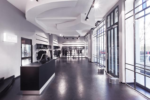 Adidas SLVR s'installe à Berlin