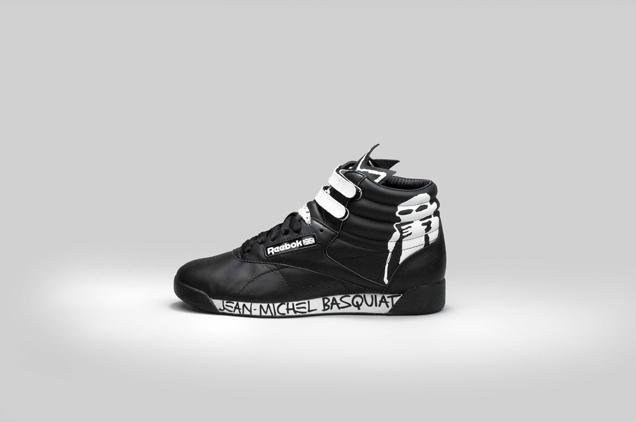 Reebok x Basquiat