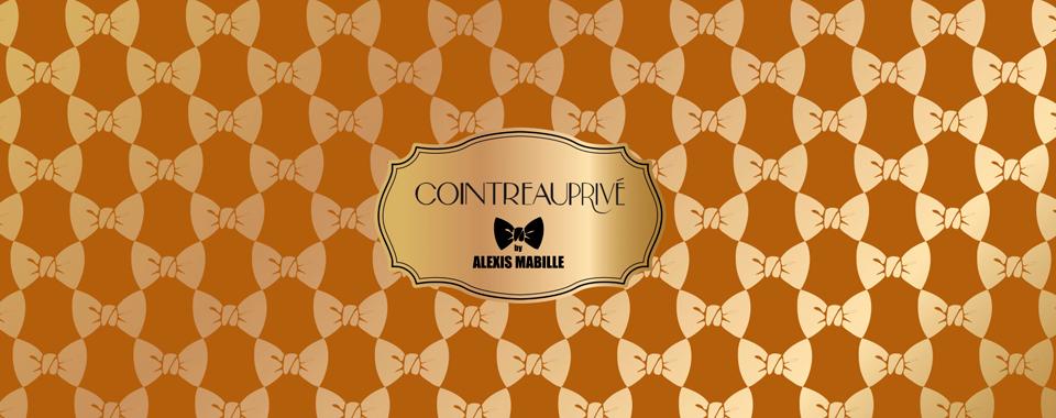 Cointreau Privé par Alexis Mabille