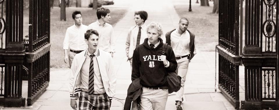 Yale CO-OP par Gant