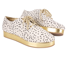 Wanted ! Des creepers Stine Goya