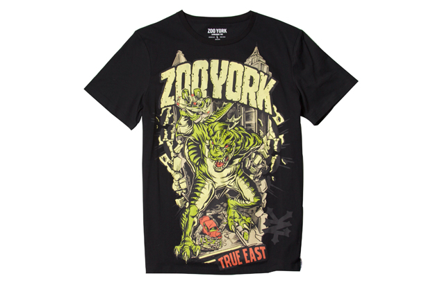 Wanted ! Un t-shirt Zoo York