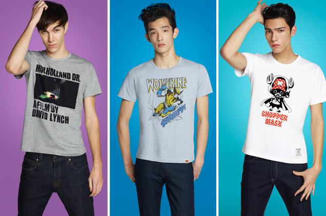 A chacun son t-shirt !