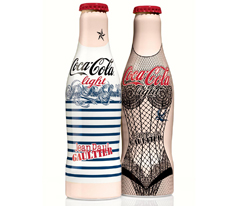 Wanted ! Des sodas light, par Gaultier