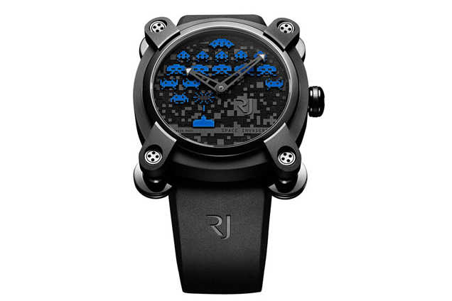 Space Invaders x Romain Jerome