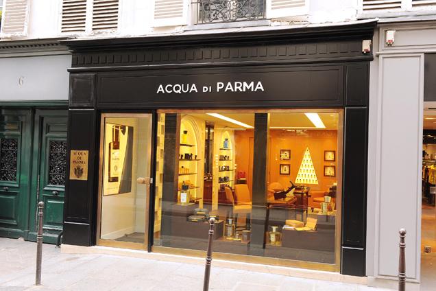 Acqua di Parma débarque à Paris