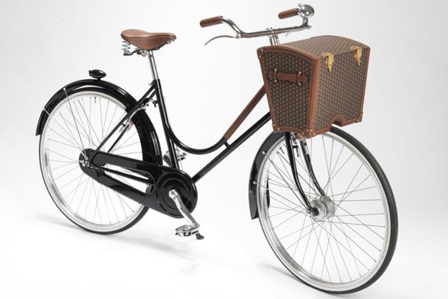 La Malle Bicyclette de Moynat