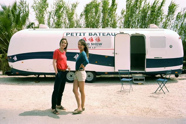 Le Roadshow Petit Bateau