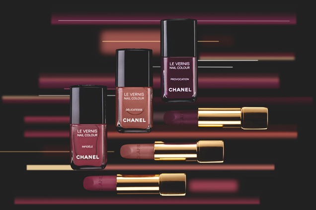 Les twin-sets de Chanel
