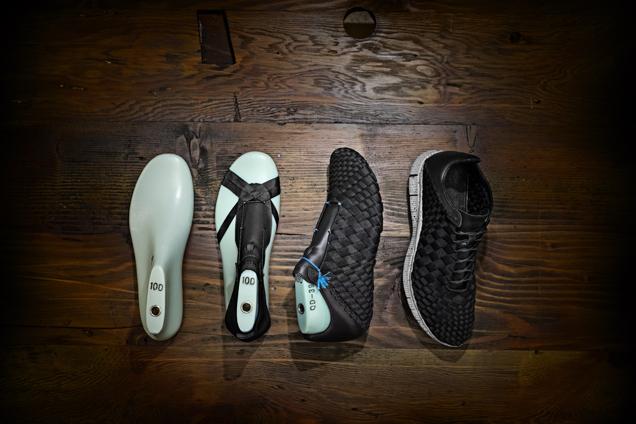 Tressage Nike