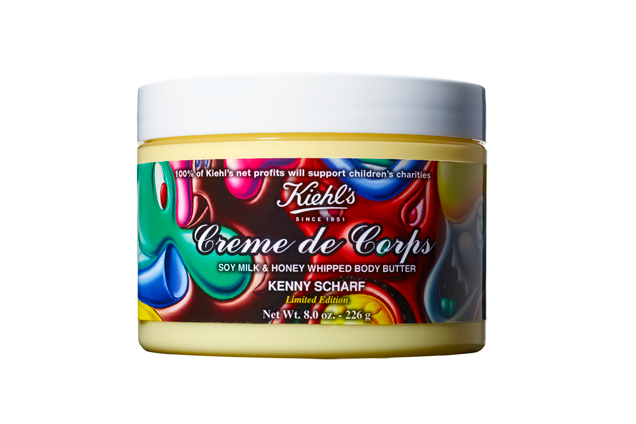 Wanted ! Une crème Kiehl's x Kenny Scharf