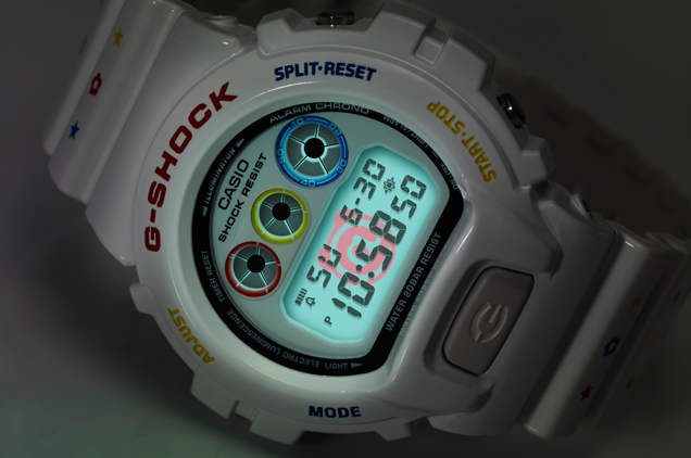 G-Shock x Medicom Toy