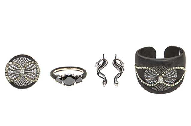 Les bijoux Balmain
