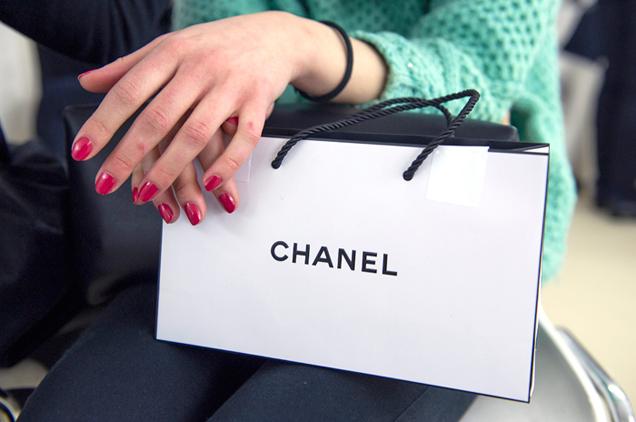 Voyage chez Chanel