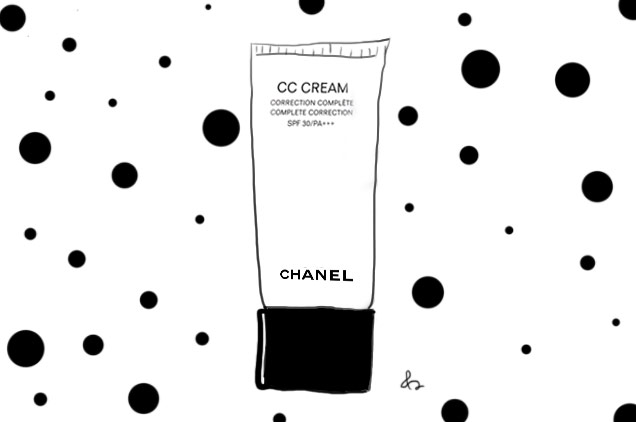 La CC Cream de Chanel