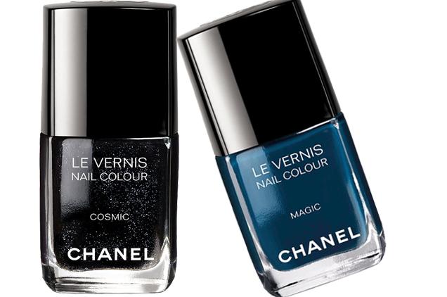 Wanted : les vernis Nuit Magique de Chanel