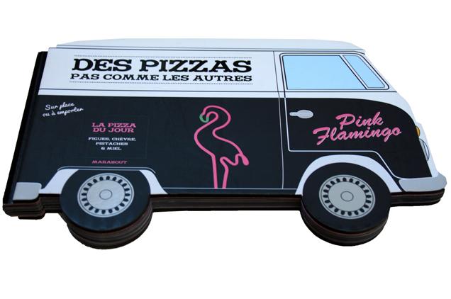 Des pizzas pas comme les autres