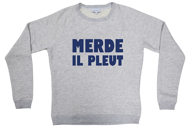 Wanted ! Un sweat prémonitoire
