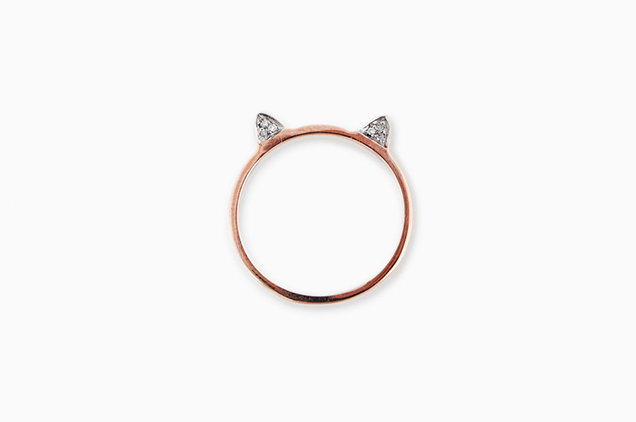 Wanted ! La bague Kitty de Jacquie Aiche