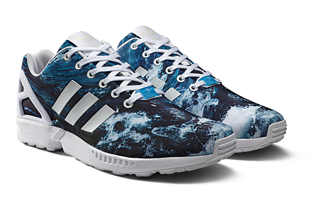 Wanted ! L'Adidas ZX Flux