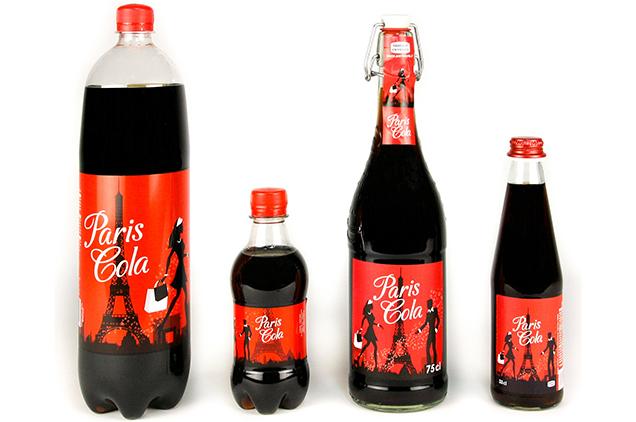 Ici c'est Paris Cola