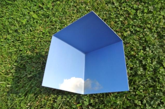Un petit coin de ciel bleu