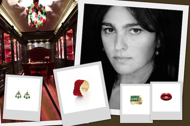 Solange Azagury-Partridge débarque à Paris