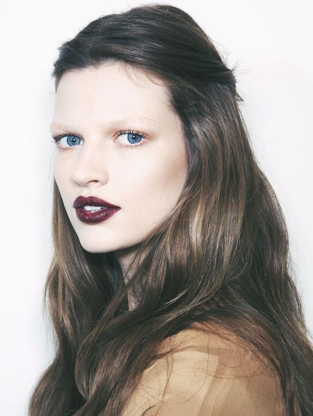 Lèvres gothiques