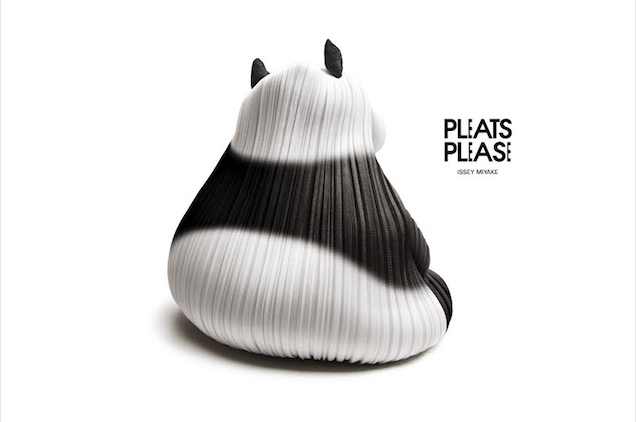 Pleats Please !