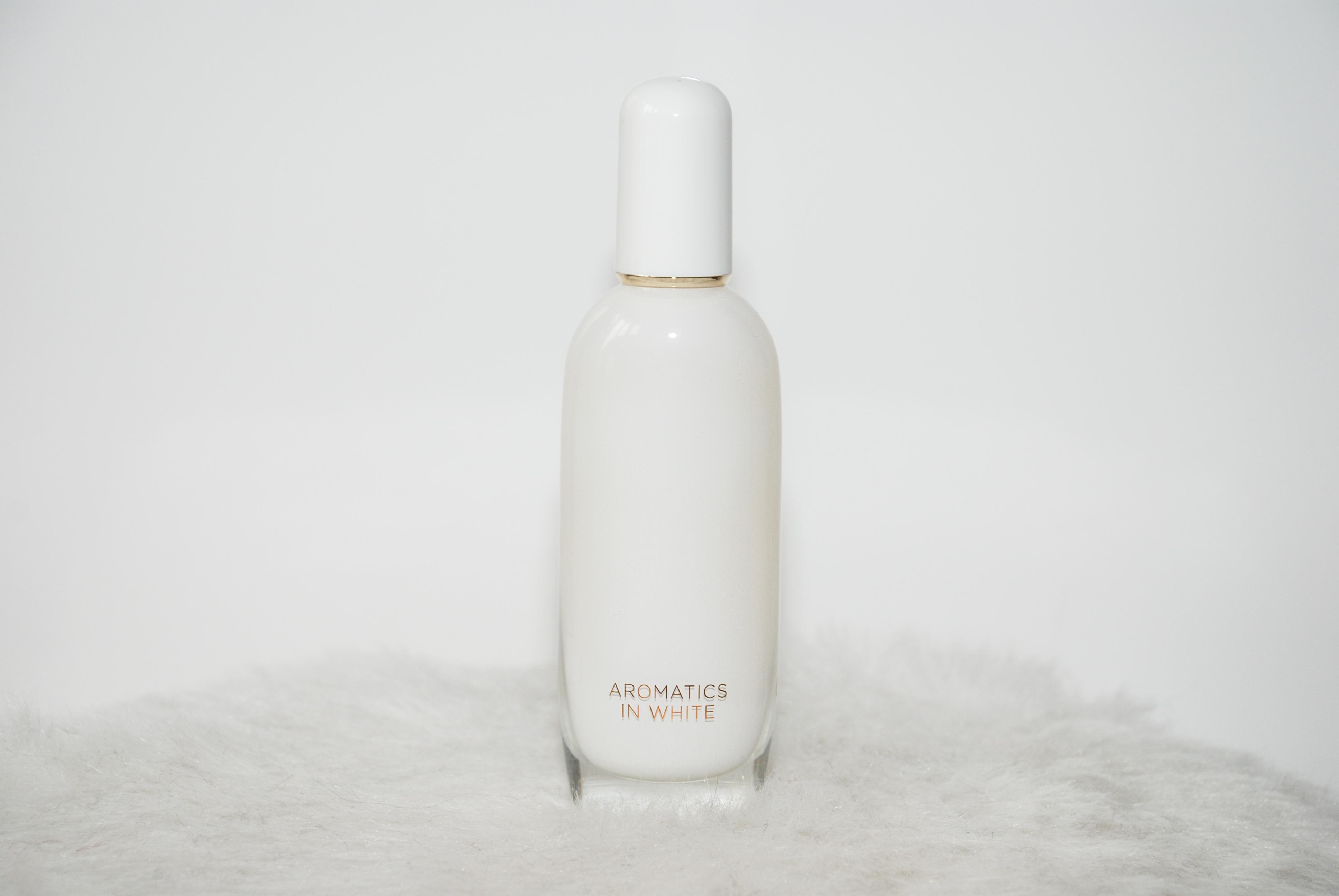 Aromatics in White de Clinique