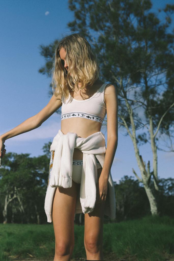 L'underwear Celeste Tesoriero