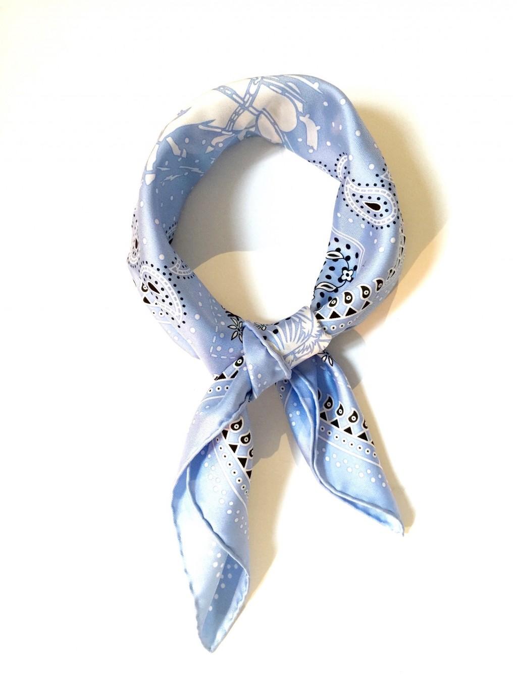 #Wishlist : un bandana Hermès