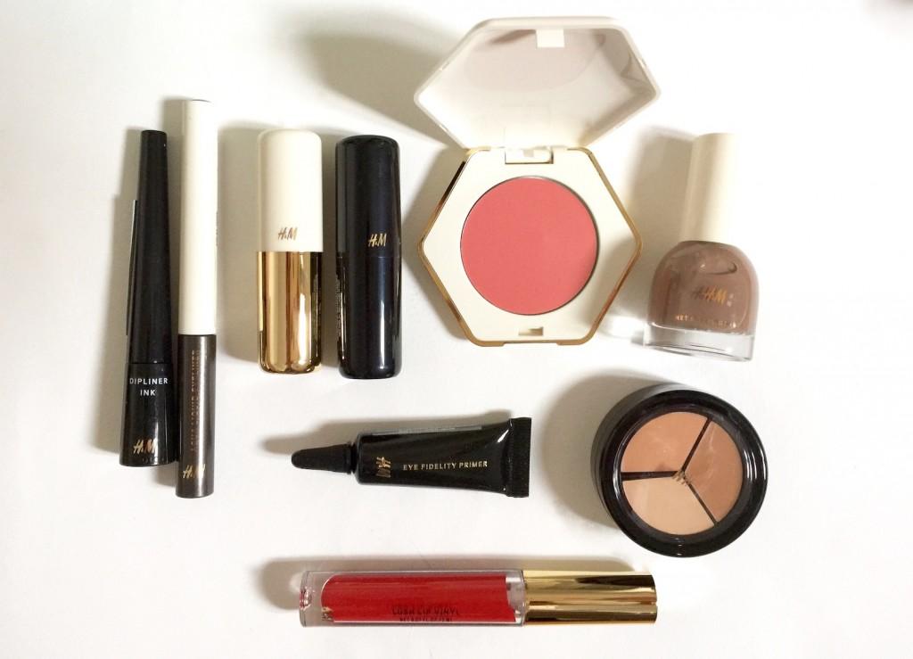 Le make up H & M