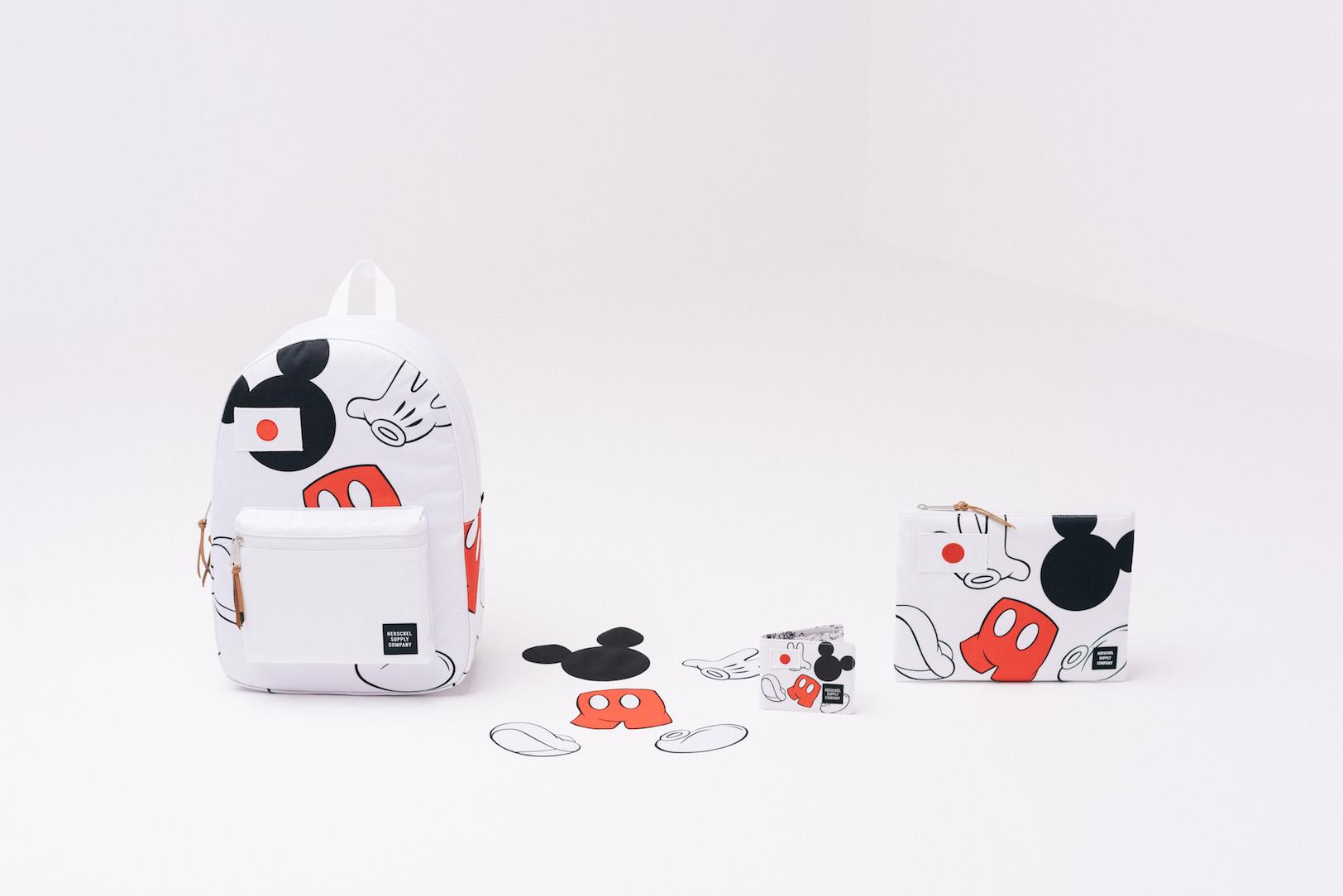 Herschel x Mickey