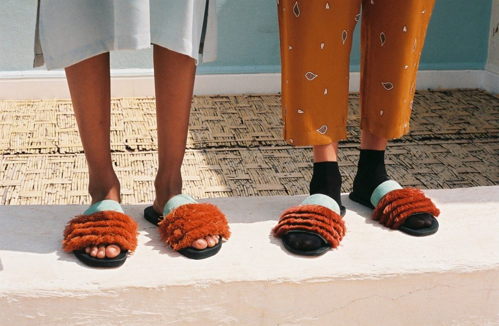 Des sandales Bobo