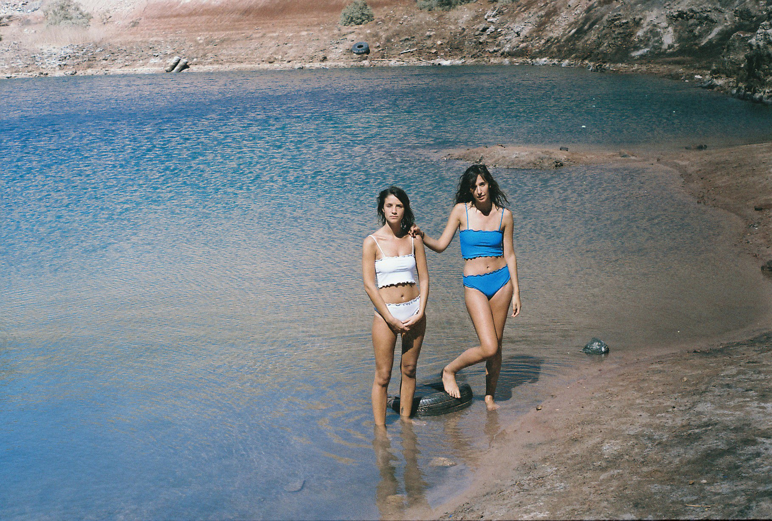 BABES IN BATHERS