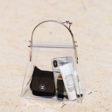 Le sac Evian