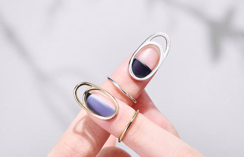 Des ongles bijoux