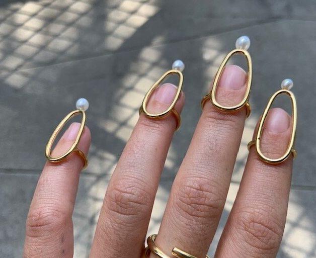 Bijoux d'ongles