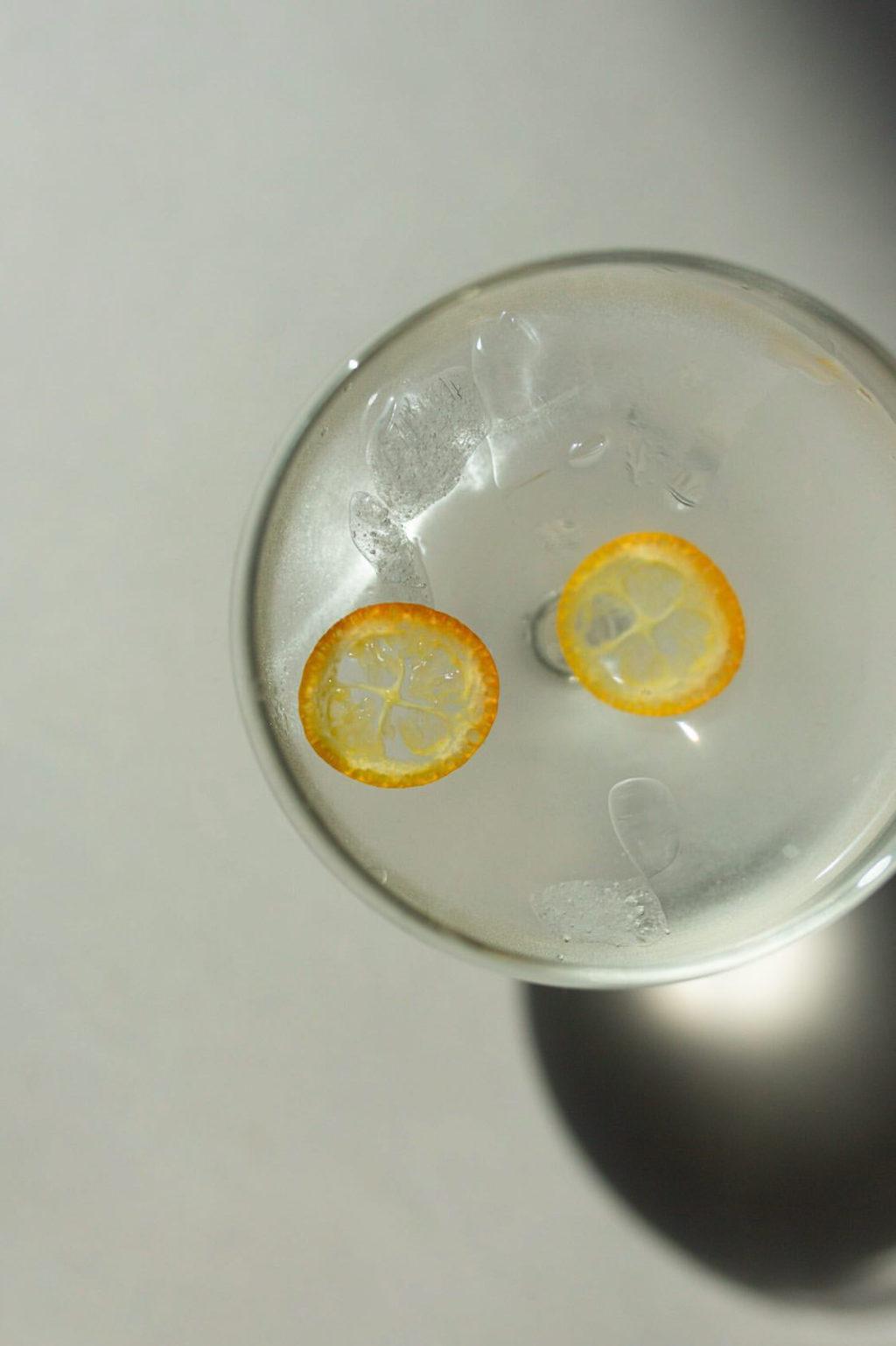 Cocktail pour chiller